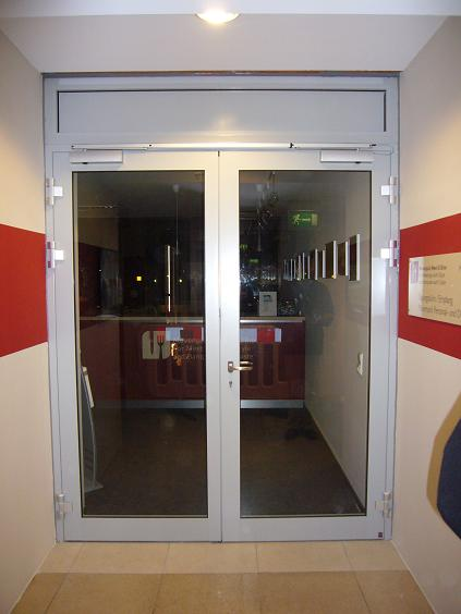 Brandschutztür
